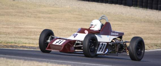 Jean Louis Carponcin  -  Van Diemen RF 79