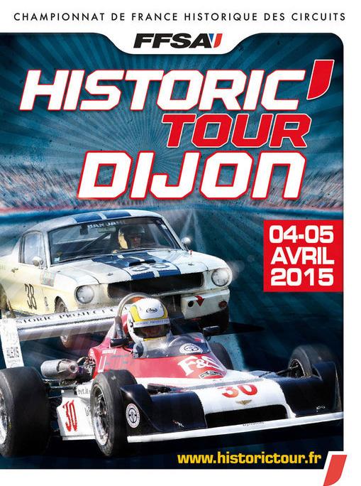 Affichette Dijon 2015