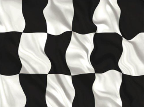 drapeau damier action racing. Black Bedroom Furniture Sets. Home Design Ideas