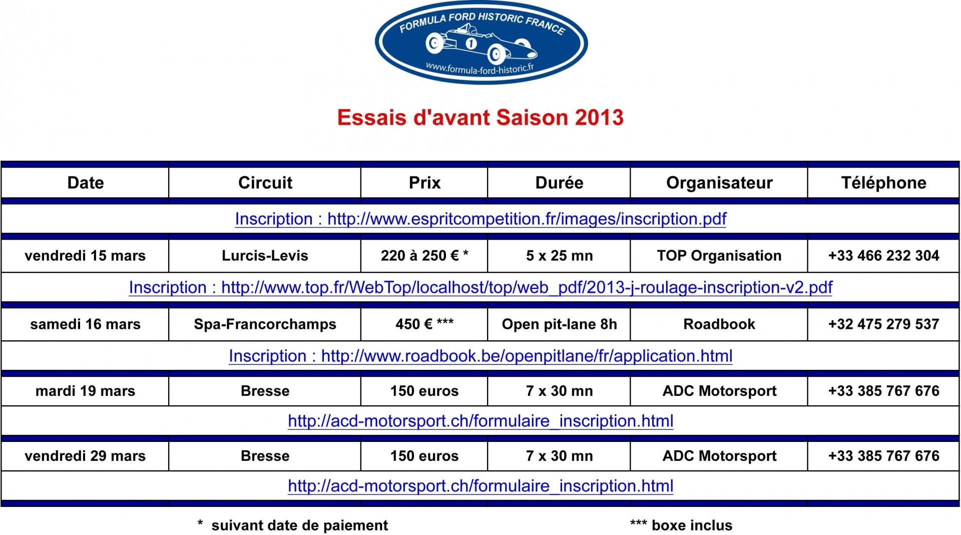 Essais-2013