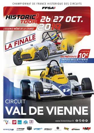Circuit Val De Vienne Calendrier 2021 Historic'Tour Val de Vienne : Compte rendu, Photos et Résultats