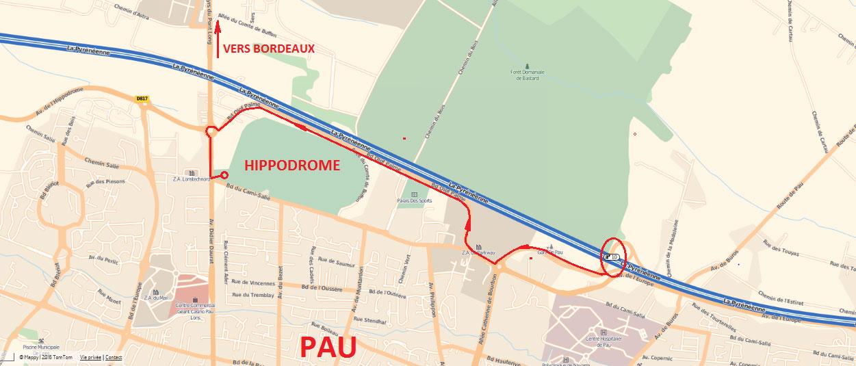Hippodrome-Pau