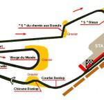 Plan détaillé bugatti