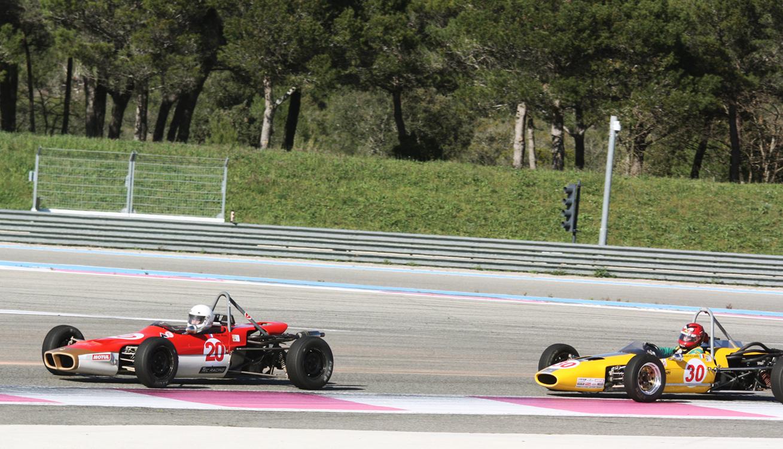 Didier Mantz - Lotus 59