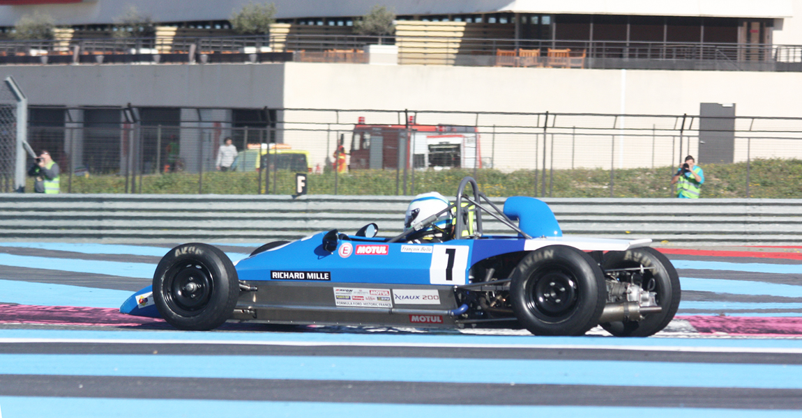 François Belle - Lola T 540E