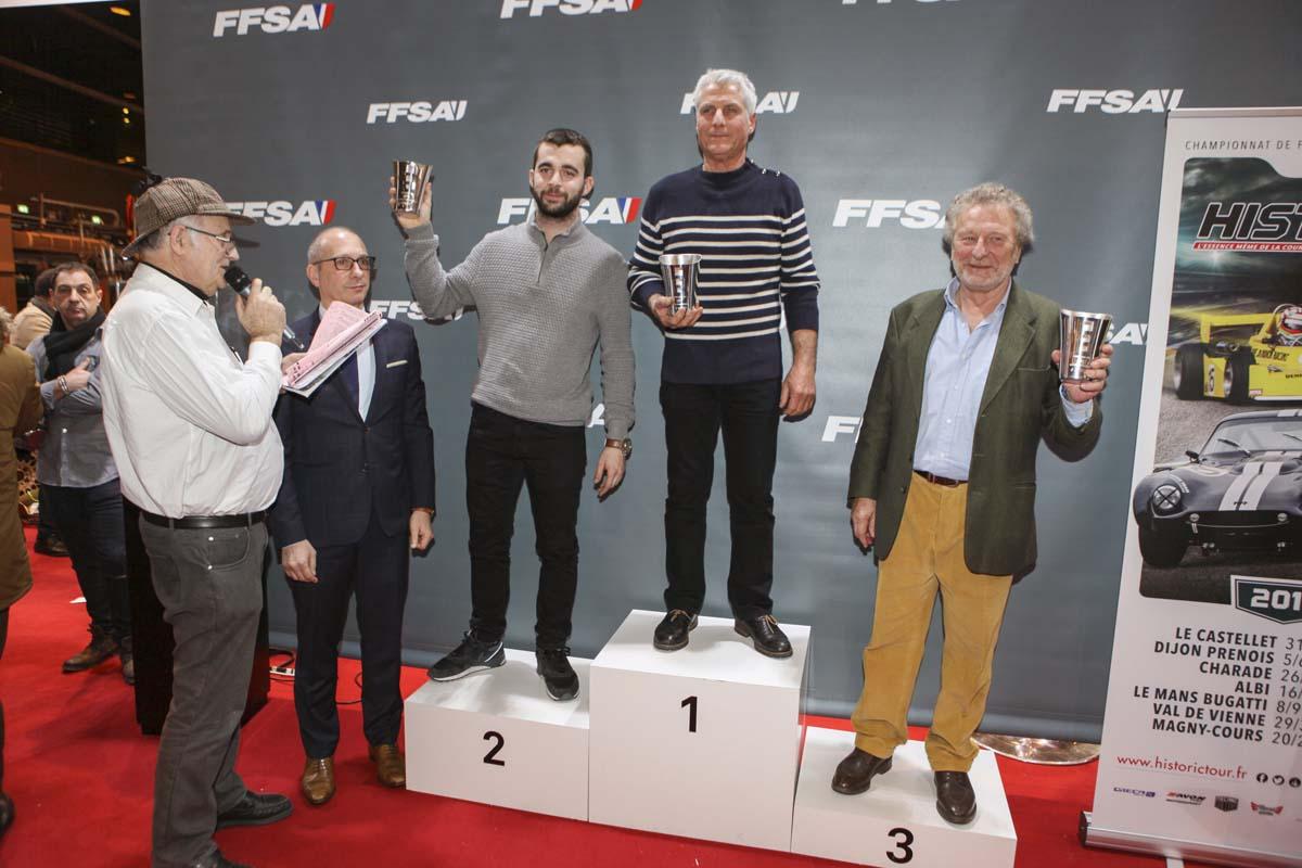 Remise des Prix podium A2