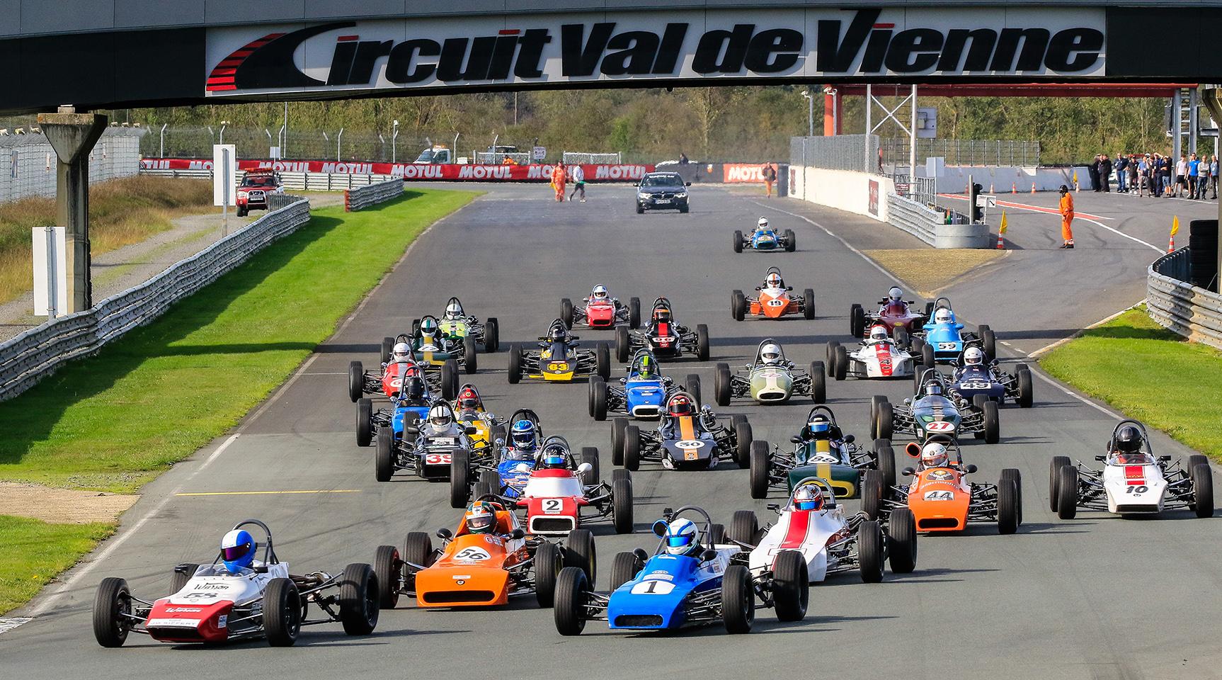 Circuit Val De Vienne Calendrier 2019.Formule Ford Historique Action Racing
